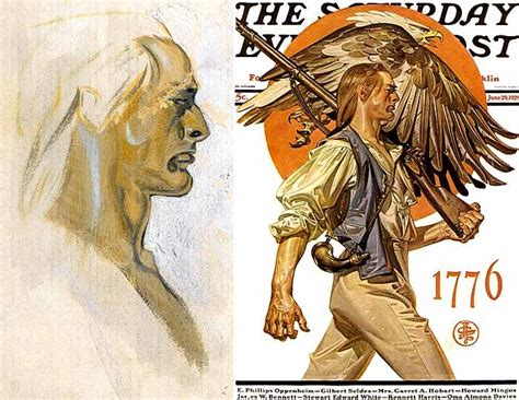leyen decker leyendecker the of j c leyendecker