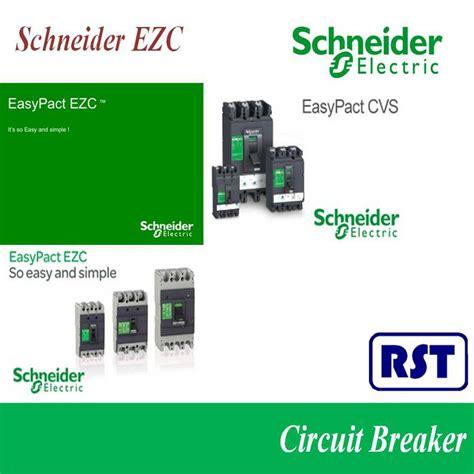 Murah Mccb Schneider Ezc100n3075 3p 75a innovative ul adjustable circuit breaker buy adjustable