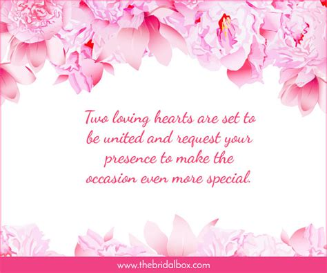 wedding invitation wording for third marriage 50 wedding invitation wording ideas you can totally use