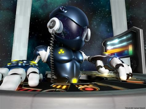 Toonami Giveaway - robot djs good for clubs terrible for fans