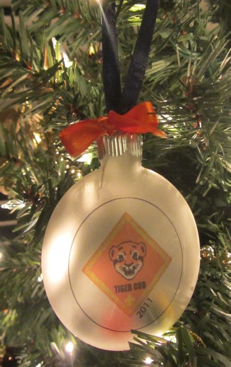cub scout christmas ornament ideas 17 best images about boy scouts on boy scouts cub scout and ornament
