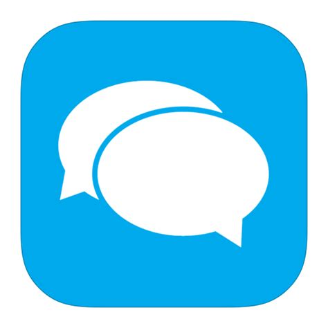 Messaging App Messaging Metroui Icon Icon Search Engine