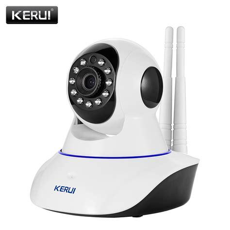 hd ip kerui n62 wifi ir cut ip pan tilt wireless