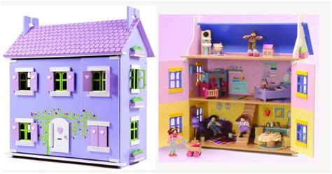 lavender dolls house lavender dolls house with furniture loubilou