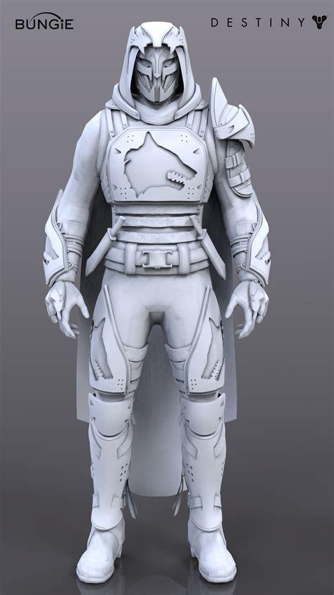 Destiny 3d Character Models destiny rise of iron character models 133 escape the