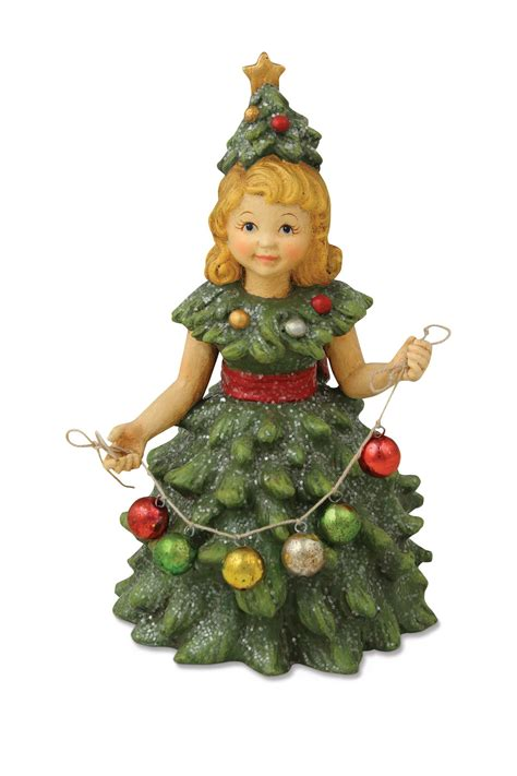 bethany lowe christmas tree girl ornament nordstrom rack