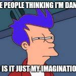 Meme Generator Fry - blue futurama fry meme generator imgflip
