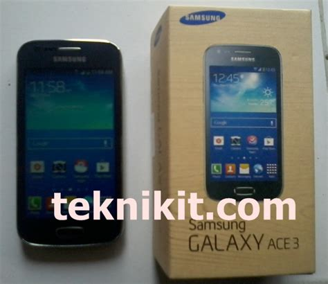 Waterproof Hp Samsung Ace 3 review hp samsung galaxy ace 3 kelebihan dan kekurangan