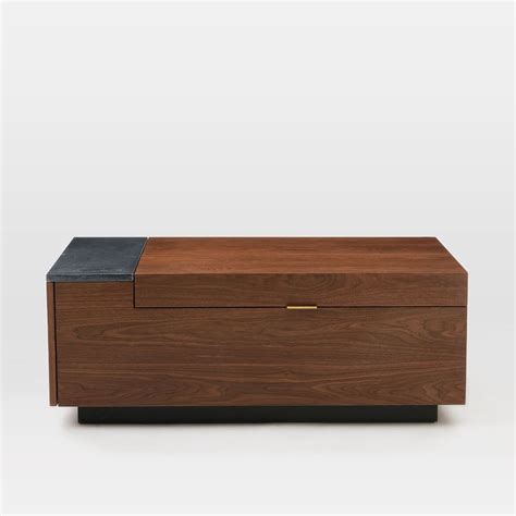 hyde storage secret mini bar coffee table so