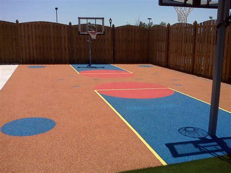 Playground Flooring Options by Playground Surfacing Materials American Recycling Center