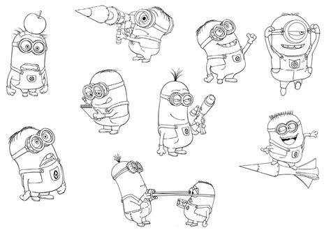 evil minions coloring pages free coloring pages of evil purple minion