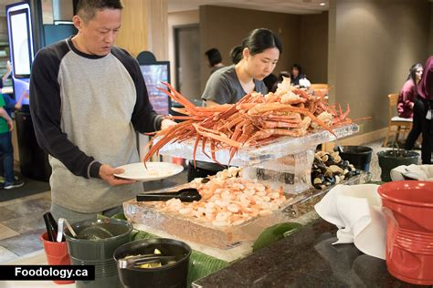 rock casino buffet prices river rock buffet surf and turf foodology