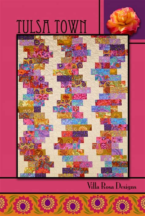 tulsa town pattern one quilt place