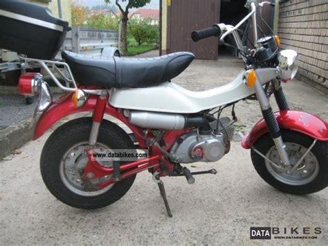 Suzuki Moped Bikes 1975 Suzuki Rv 50