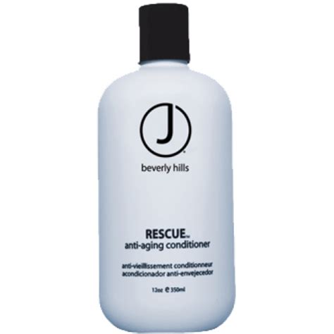 j beverly hills hair style and finish j beverly hills j beverly hills rescue anti aging conditioner 12 oz