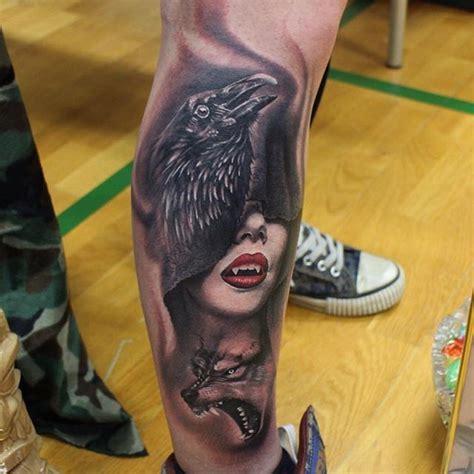 vampire tattoo vampire tattoo pinterest vampire