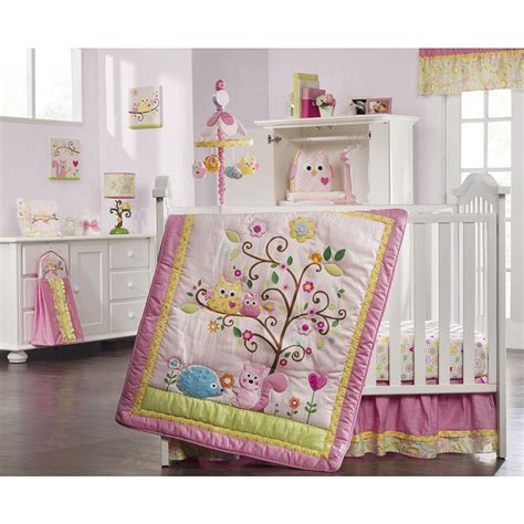 owl baby girl bedding baby girls owl room pictures photos and images for