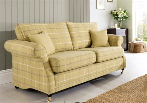 country plaid couches beautiful lochinver country house style sofas