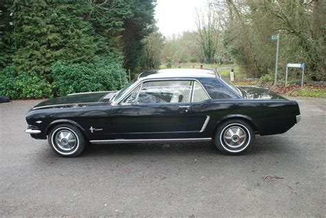 Mustang Auto 1965 by Sold Quot Quot 1965 Ford Mustang V8 Auto Coupe Essex