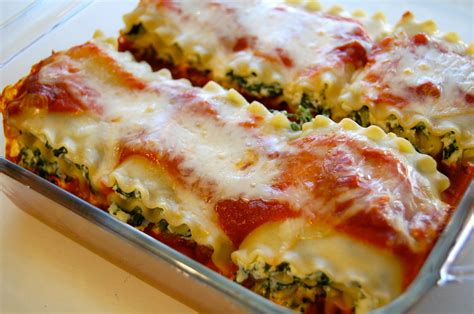 lasagna roll ups with cottage cheese chef spinach lasagna rolls