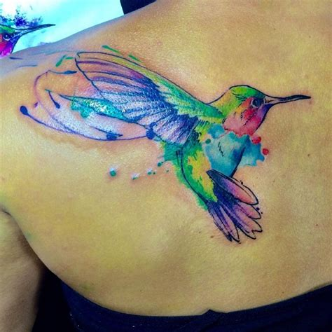 watercolor joy tattoo watercolor hummingbird designs ideas and meaning