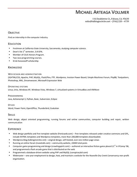 Resume Template For Openoffice 4 by Resume Templates For Openoffice Hdresume Templates Cover