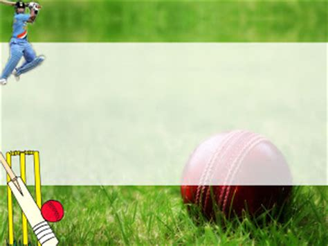 cricket themes for ppt dinesh designs templates for ppt quiz