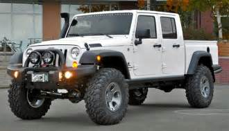 Jeep Wrangler Unlimited Truck Quot Jeep Truck Won T Wrangler S Dna Quot