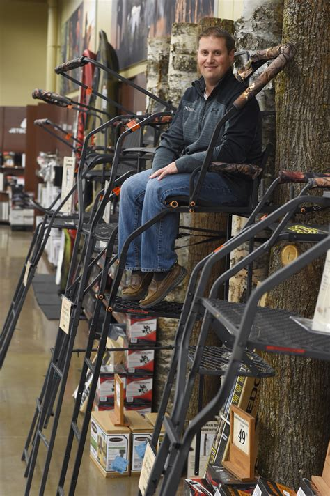 gander mountain locations cities derek siddons climbs to the top of gander mountain