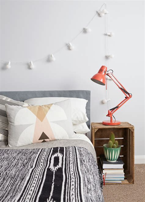 Bedside Table Alternatives Stylish Alternatives To The Traditional Bedside Table
