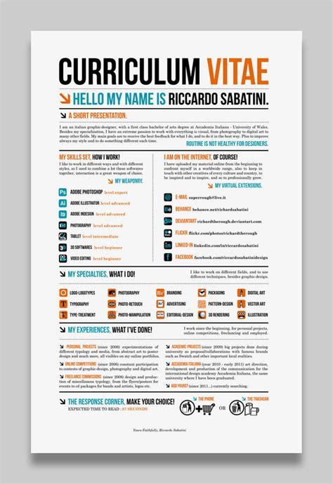 Creative cv resume examples 12a