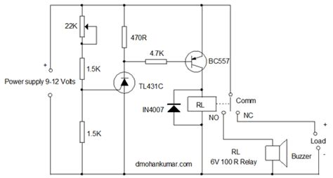 tl431 resistor calculator tl431 shunt regulator switch design trick 4 electronics hobby
