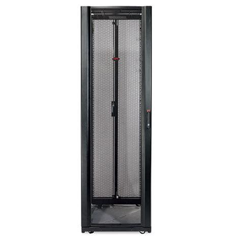 netshelter sx 42u 600mm wide x 1070mm enclosure with