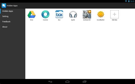 android hide apps how to hide apps in android tip dottech
