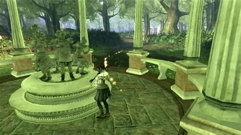 Fable 3 Sunset House Gazebo