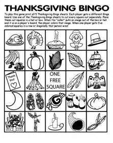 printable thanksgiving activities like thanksgiving