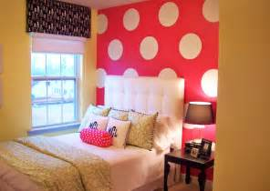 Paint Ideas For Girls Bedroom Teenage Girls Bedroom Painting Idea With Mirror Wardrobe