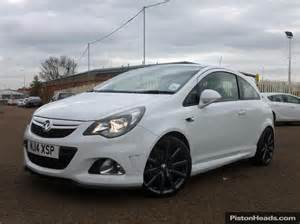 Vauxhall Corsa Nurburgring For Sale Used Vauxhall Corsa Vxr Cars For Sale With Pistonheads