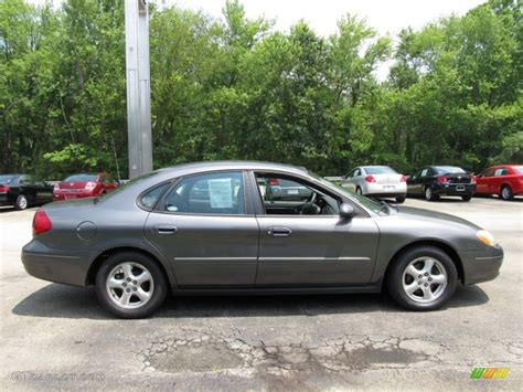 2003 Ford Taurus by Shadow Grey Metallic 2003 Ford Taurus Ses Exterior