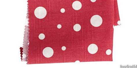 Kain Katun 240 Cm White Polkas On Pink polka dot fabrics polka dot fabric patterns