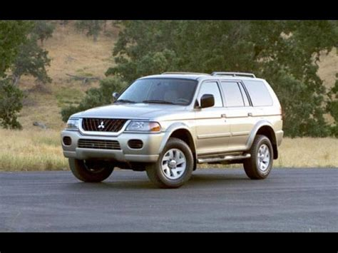 mitsubishi montero sport transmission problems 2003 mitsubishi montero sport problems mechanic advisor