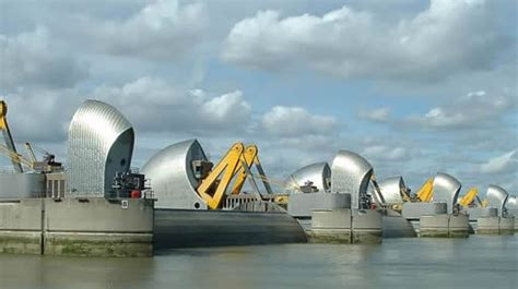 thames barrier nearest tube thames barrier protecting london from floods