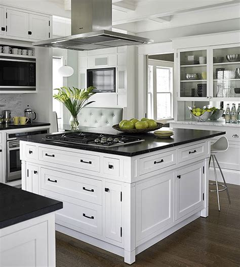 Small Kitchen Layout With Island Small Kitchens That Live Large