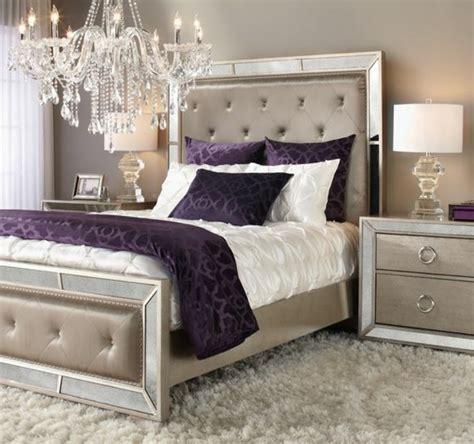 luxury master schlafzimmermöbel schlafzimmer idee kronleuchter