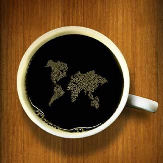 M2m 1i publicit 201 s interactives lire le monde dans une tasse de caf 201