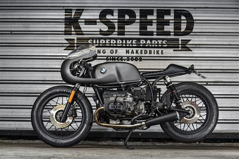 bmw motorcycle cafe racer k speed bmw r100 retro cafe racer return of the cafe racers