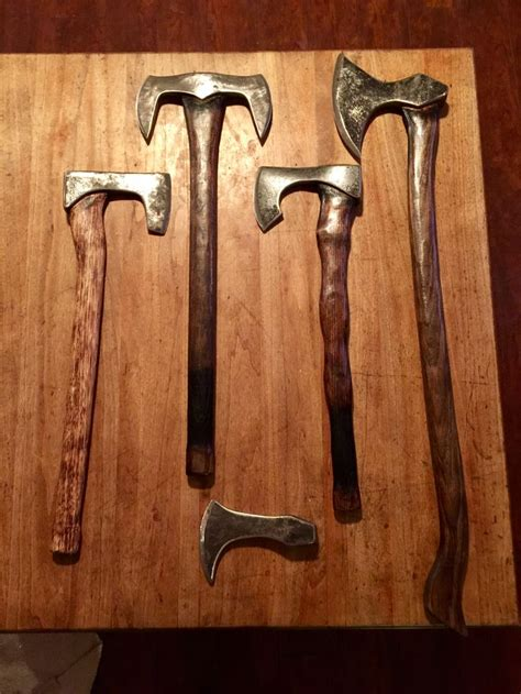 tools axes images  pinterest knives