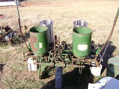 Deere 246 Corn Planter by Deere 246 Corn Planter