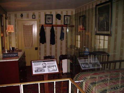 where lincoln died the room where lincoln died photo