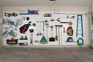Garage Space Saving Ideas Space Saving Ideas Organizing Your Home Or Garage Bench